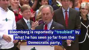 Mike Bloomberg Prepared to Enter Democratic Presidential Primary [Video]