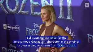 Kristen Bell to Reprise Role in 'Gossip Girl' Reboot [Video]
