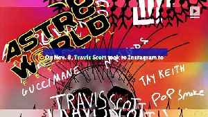 2019 Astroworld Lineup to Feature Marilyn Manson, Migos and More [Video]
