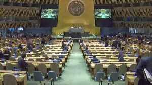 U.N. Votes To Condemn U.S. Embargo On Cuba [Video]