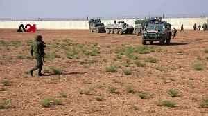 News video: Locals attack Turkish-Russian patrols in Syria
