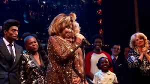 Tina Turner attends opening night of Broadway musical based on her life [Video]