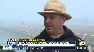 Successful trainer speaks on start of Bing Crosby racing season [Video]