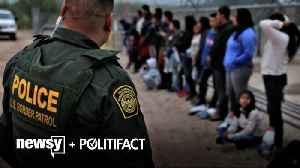 What The Fact: Illegal Immigration Rates [Video]