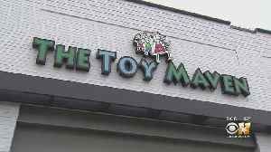Toy Store Damaged By Dallas Tornado To Reopen [Video]