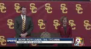 News video: Mike Bohn named Athletic Director at USC