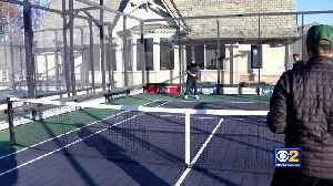 Platform Tennis Serving Up Fun Outdoors [Video]