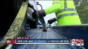 New law aims to protect stranded drivers [Video]