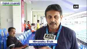 Ind vs Ban Precautionary measures worked match on time Official on Cyclone Maha [Video]