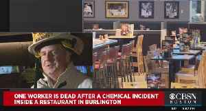 Worker Dead After Chemical Reaction At Buffalo Wild Wings [Video]
