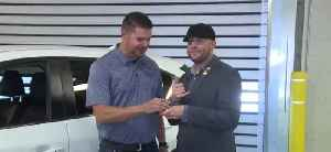 News video: Las Vegas valley veteran receives car