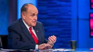 US Diplomat Testifies To Congress About Rudy Giuliani