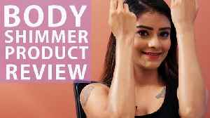 Carolina Herrera Good Girl Body Shimmer Product Review | Foxy Makeup & Product Reviews [Video]