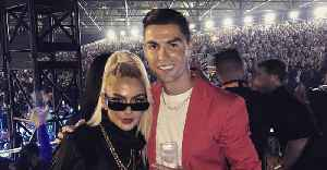 This Picture Of Loredana And Ronaldo Creates Quite A Stir On Instagram [Video]