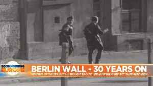 Meet the man who tunnelled under the Berlin wall to help East Germans escape [Video]