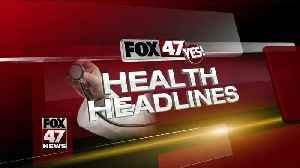 Health Headlines - 11/7/19 [Video]