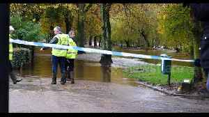 Matlock Town Council members assess the extensive flood damage in Derbyshire [Video]