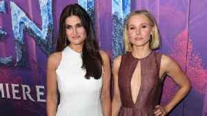 Kristen Bell & Idina Menzel set for rare double Walk of Fame Honour [Video]