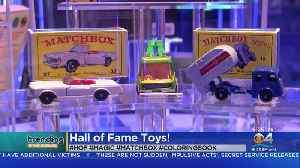 Trending: Three Toys Inducted Into The Toy Hall Of Fame [Video]