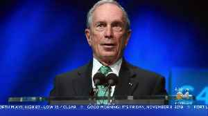Former New York Mayor Michael Bloomberg May Enter Presidential Race [Video]