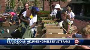 Stand Down giving Veterans hand up, providing hope [Video]