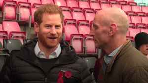 The Duke of Sussex joins Gareth Thomas to encourage HIV testing [Video]