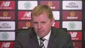 News video: Lennon: It feels like real Celtic again