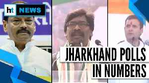 Trends, voters, preparations: Jharkhand polls explained in numbers [Video]