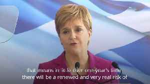 Nicola Sturgeon launches SNP election campaign [Video]