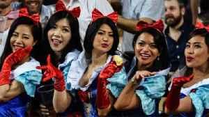 News video: Hong Kong Protests Causing Profit Loss at Disney Theme Park