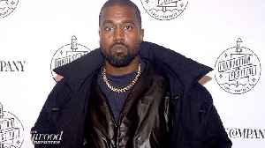 News video: Kanye West on 2024 Presidential Run, Algae Sneakers | THR News
