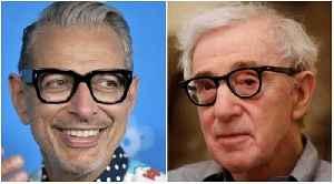 News video: Jeff Goldblum Receives Backlash for Defending Woody Allen