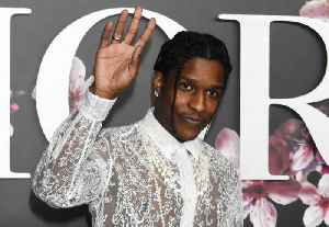News video: A$AP Rocky Announces Headline Show in Sweden