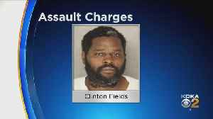 Man Charged After Assaulting Woman [Video]