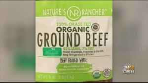 130,000 Pounds Of Ground Beef Recalled In Maryland, Several Other States [Video]