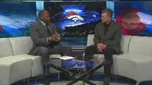 Denver Broncos Former General Manager Ted Sundquist [Video]