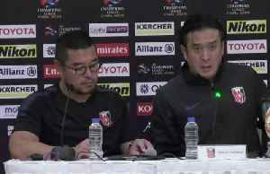 Urawa Red Diamonds ready for AFC Champions League final first leg [Video]