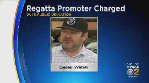 Regatta Promoter Charged With DUI [Video]