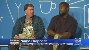 Trending: Kanye West Name Change? [Video]