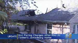 Son Facing Charges After Deadly Fire At Father's Jamesburg Home [Video]