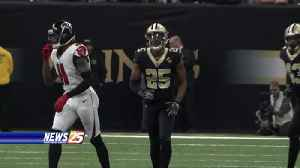 New Orleans Saints prepare for Atlanta Falcons [Video]