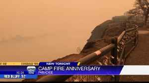 Paradise survivors talk about one-year Camp Fire anniversary approaching [Video]