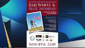 red, white and blue monday [Video]