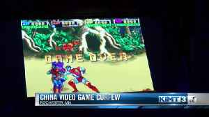 Video Game Curfew [Video]