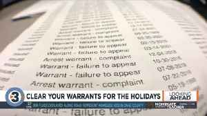 Iowa County Sheriff offers holiday deal to clear nearly 500 cases of outstanding warrants [Video]