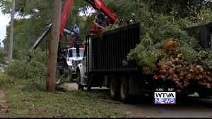 Tupelo continues storm debris removal [Video]