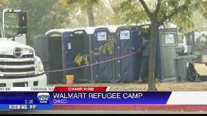 Camp Fire survivor recounts the makeshift Walmart shelter in Chico [Video]
