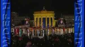 Berlin Wall Anniversary [Video]
