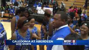 HARDWOOD HIGHLIGHTS: Caledonia, Bruce, Aberdeen and Houston [Video]