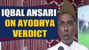 Ayodhya Verdict: Muslim groups divided over SC verdict on Ayodhya, Iqbal Asari welcomes verdict [Video]